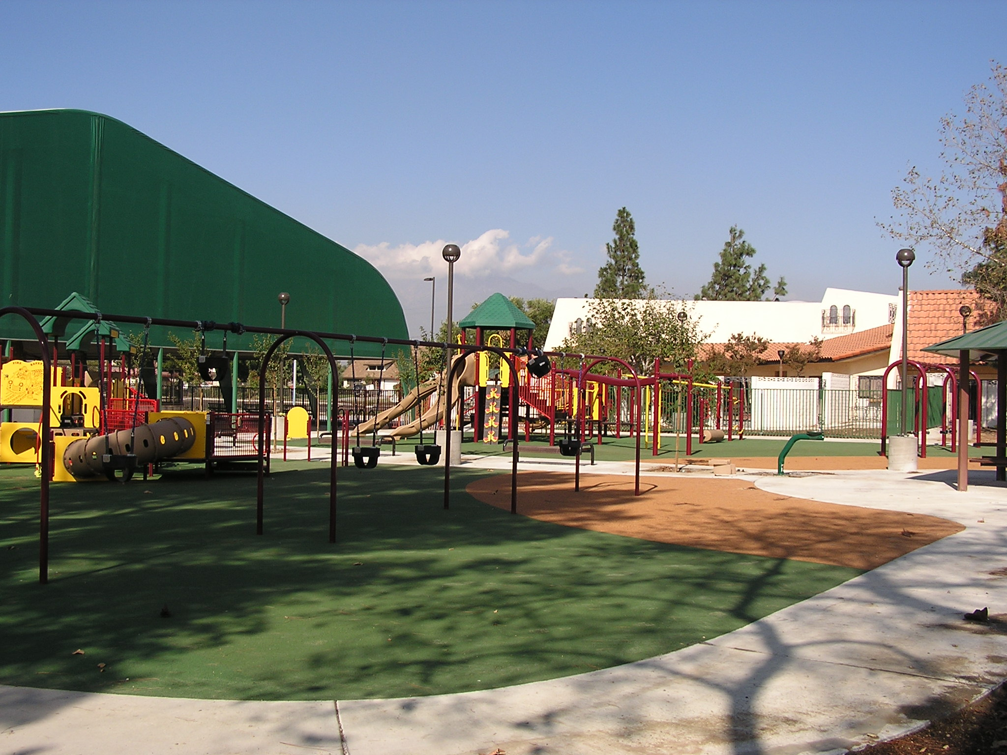 Park and Facility Rentals