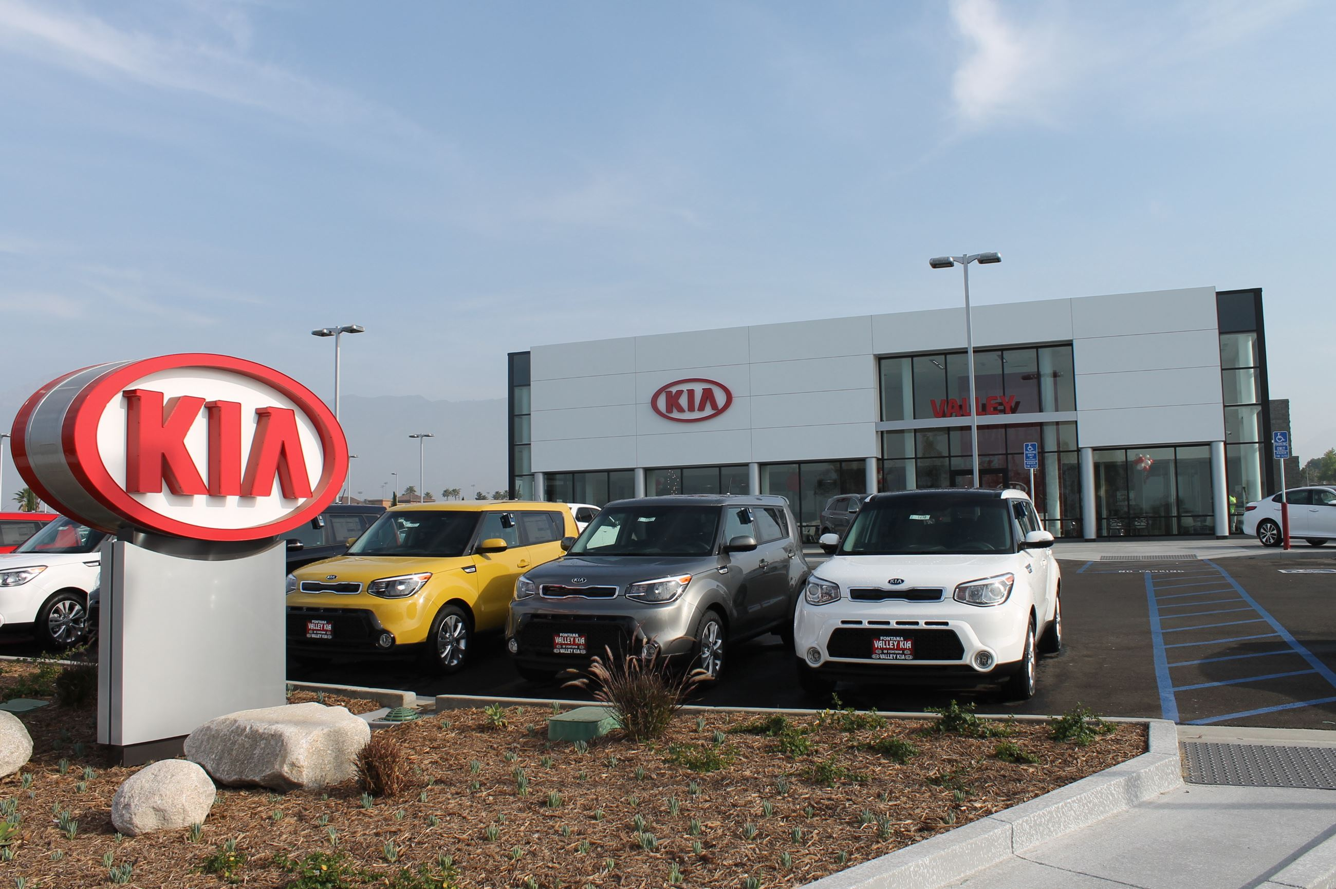 Valley Kia Grand Opening