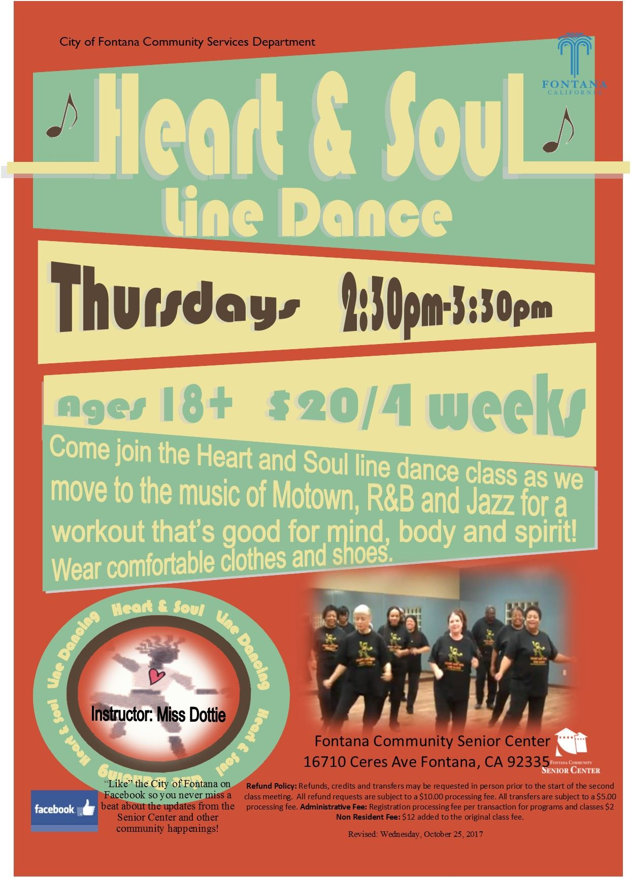 Heart and Soul Flyer