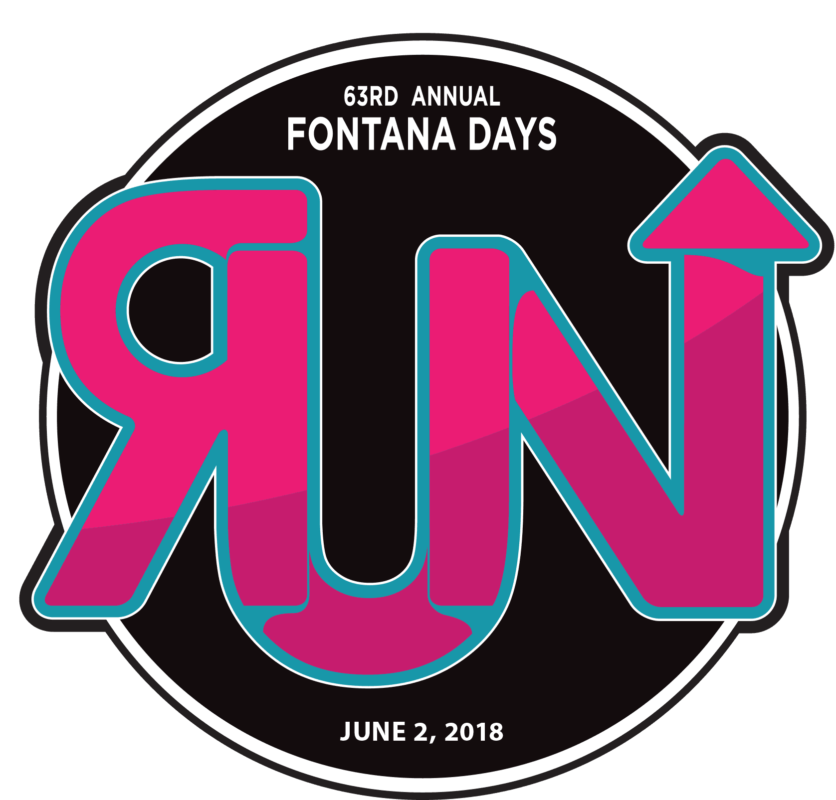 63rd Annual Fontana Days RUN June 2, 2018