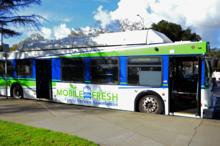 Photo of Mobile Fresh Bus