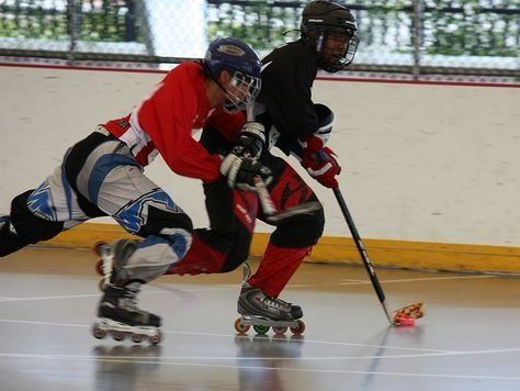 Youth Roller Hockey