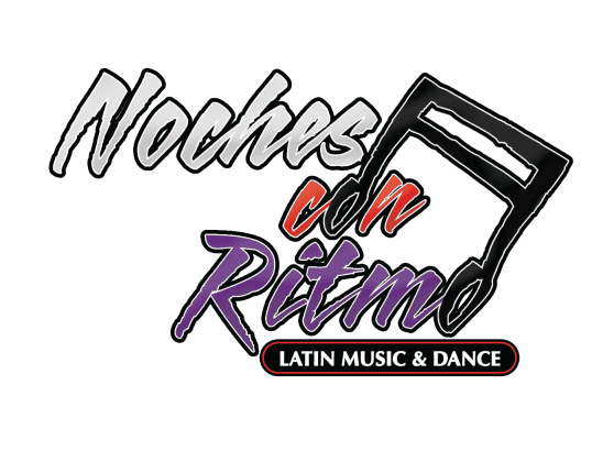 noches con ritmo logo, latin music night