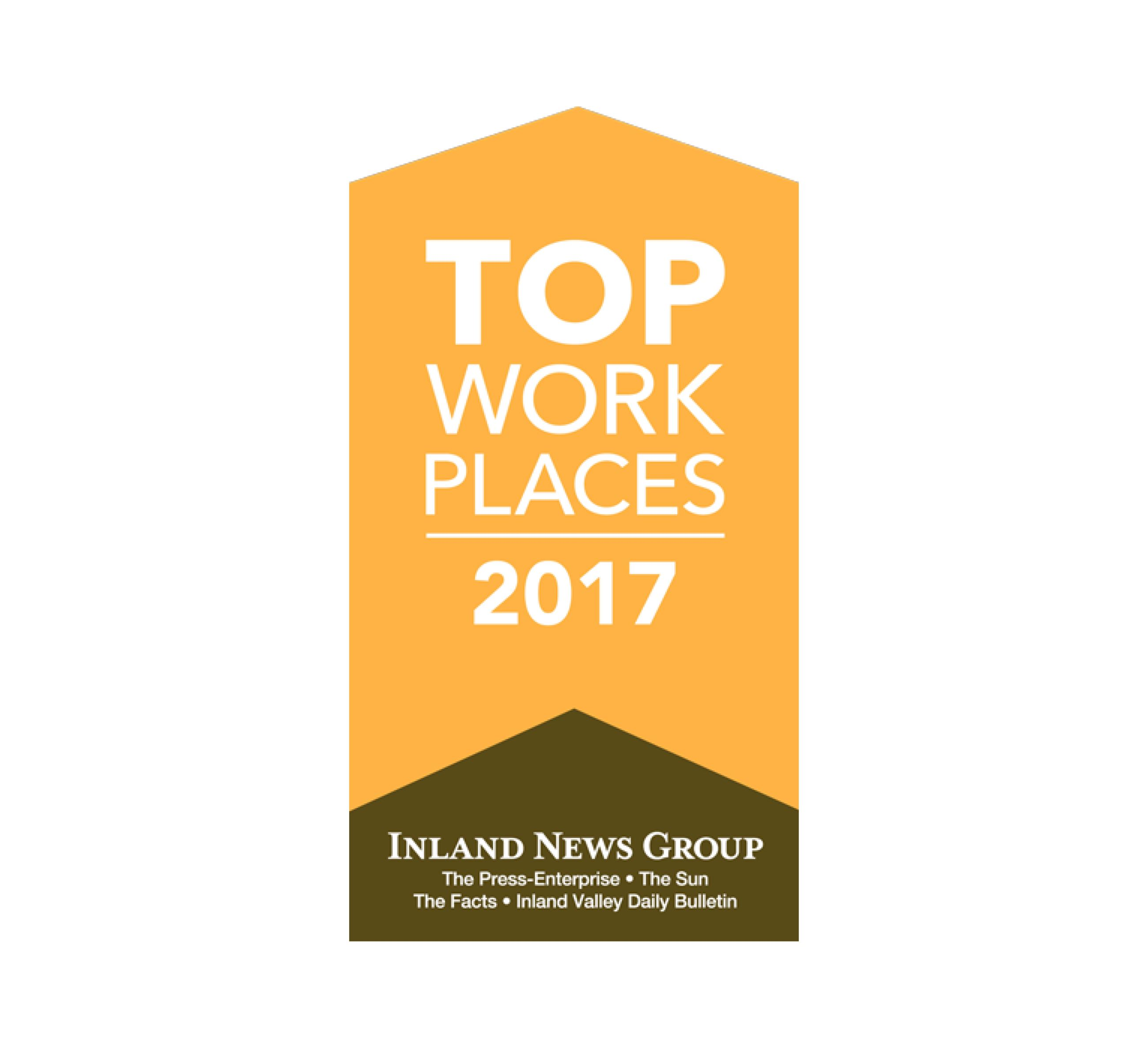 Top Workplace 2017