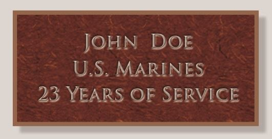 Veterans Memorial Brick