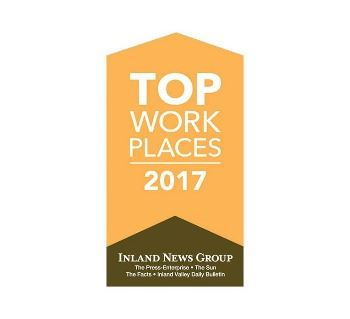 Top Places to Work 2017