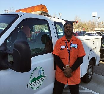 Larry Burks- Employee Spotlight March