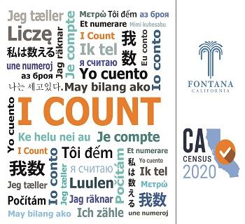 Fontana Census Logo