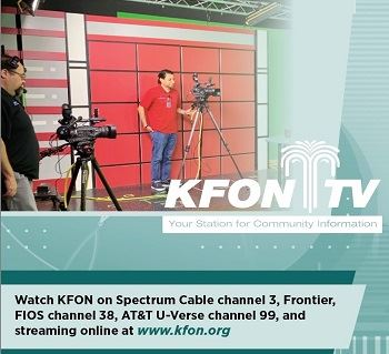 KFON TV Local Programming