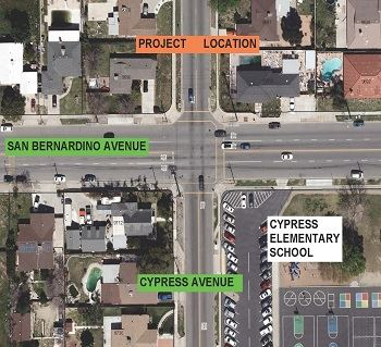 Cypress Traffic Signal Project