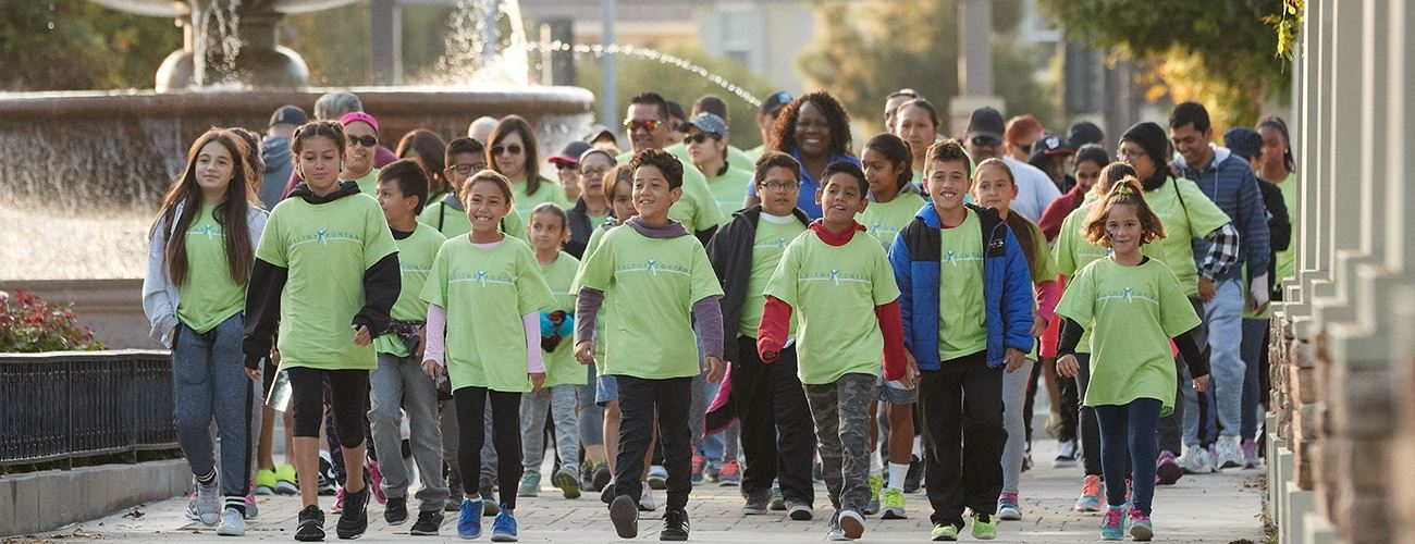 Fontana Walks kick off event photo