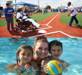 City of Fontana Receives Two Distinguished Awards from the Southern California Municipal Athletic Fe