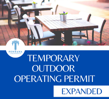Temporary Outdoor Operating Permit Expanded