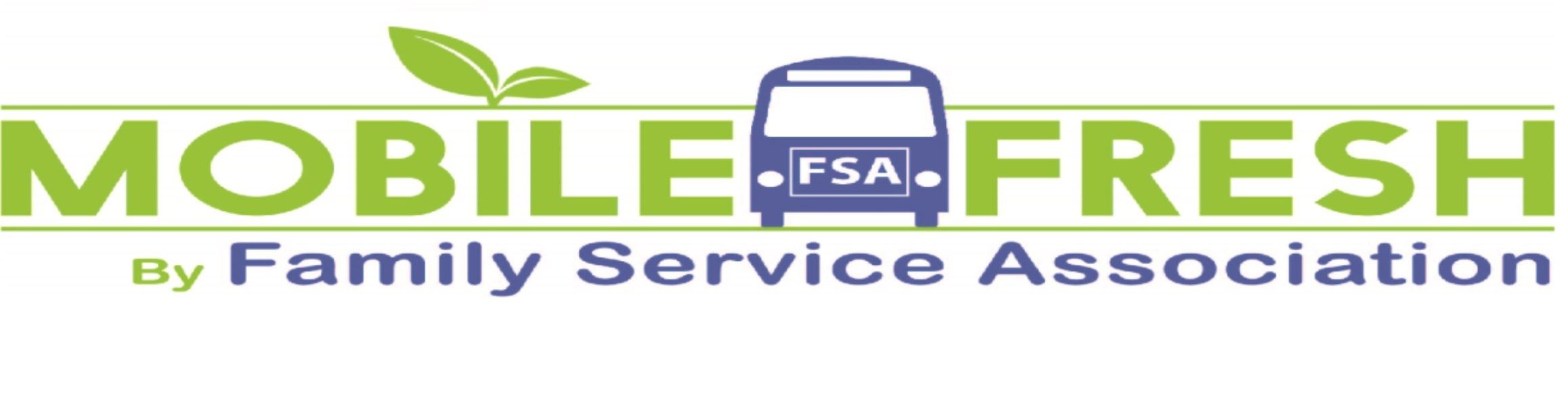 Mobile Fresh Bus Logo
