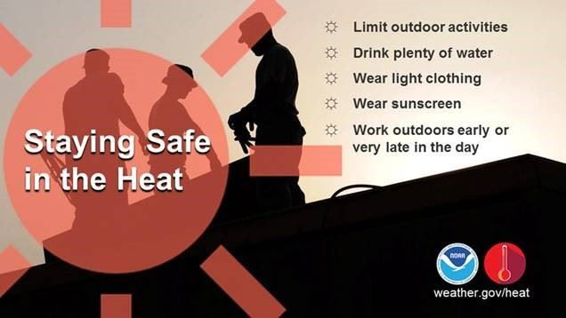 Stay Safe in the Heat