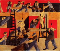 Jacob lawrence art
