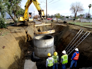 Cypress Ave. Sewer Project