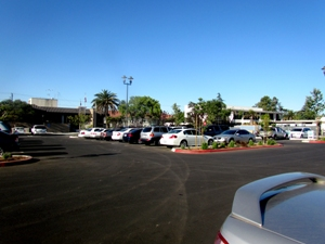 Civic Center Campus Parking