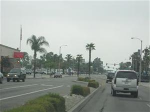 Sierra Median - Valley Blvd to San Bernardino Ave
