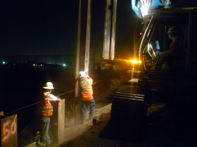 5-21-12 installing steel shoring at RW 802.JPG
