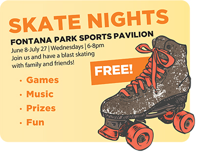 Summer Skate Nights