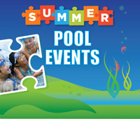 Summer Pool Events