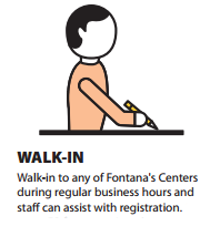 Walk-In to Register