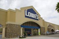 Lowe's at Sierra Lakes Marketplace in Fontana, California
