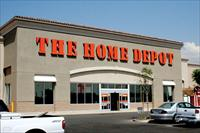 The Home Depot at Sierra Lakes West Shopping Center in Fontana, California